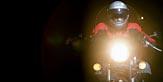 Съвети за мотоциклетиста: Нощният ездач!