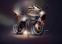 UNO – иновативен електрически мотоциклет за $25,000