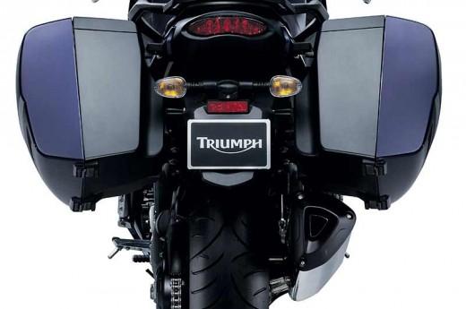 Triumph Sprint GT 14