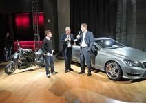 Партньорството между Ducati и Mercedes