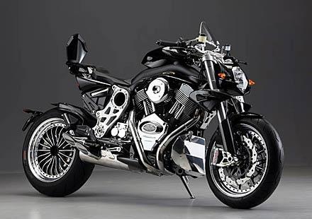 Мотоциклетът CR&S DUU
