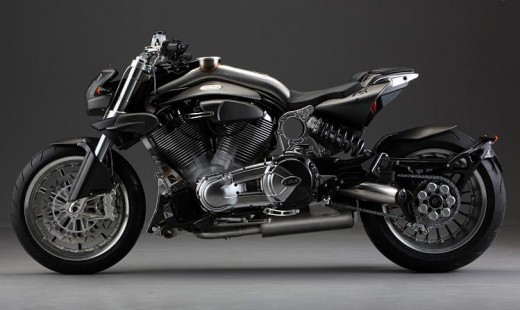 Мотоциклетът CR&S DUU 1