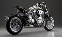 Мотоциклетът CR&S DUU 4
