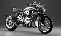 Мотоциклетът CR&S DUU 5