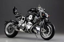Мотоциклетът CR&S DUU 12