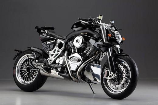 Мотоциклетът CR&S DUU 13