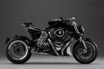 Мотоциклетът CR&S DUU 14