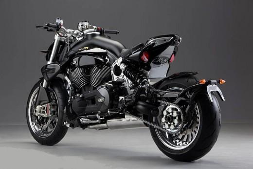Мотоциклетът CR&S DUU 17
