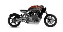 Confederate С3 X132 – най-здравият мотоциклет за 2011 година 6