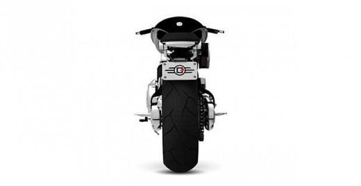 Confederate С3 X132 – най-здравият мотоциклет за 2011 година 7