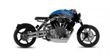 Confederate С3 X132 – най-здравият мотоциклет за 2011 година 8