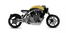 Confederate С3 X132 – най-здравият мотоциклет за 2011 година 9