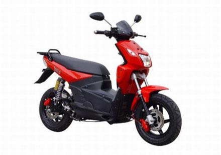 Електрическият скутер Native Z6000