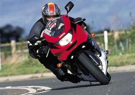 Топ 5: най-удобните спортни мотоциклети