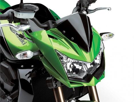 Галерията на Kawasaki Z750R 17