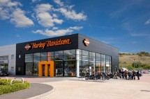 Harley с нова услуга в Обединеното кралство през 2011 година 1