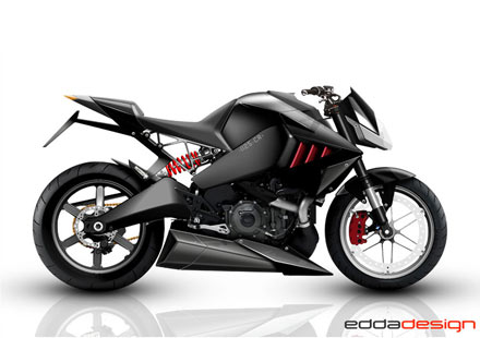 Edda Design Buell 1125-CR