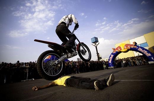 Крис Файфър - световен стънт шампион 01