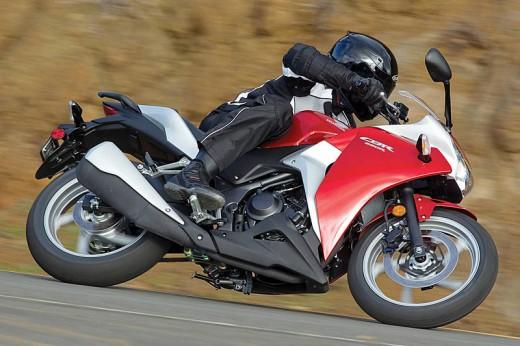Още снимки на Honda CBR250R 5