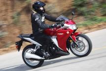 Още снимки на Honda CBR250R 7