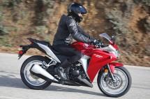 Още снимки на Honda CBR250R 9