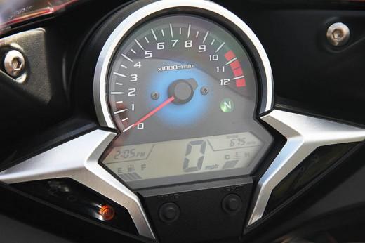 Още снимки на Honda CBR250R 18
