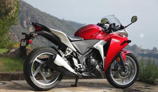 Honda CBR250R ще се вихри в Индия 1