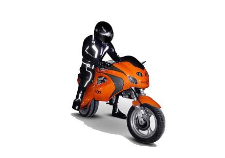 Uno III – скутер от ново поколение