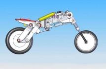 Uno III – скутер от ново поколение 2