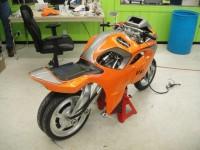 Uno III – скутер от ново поколение 5