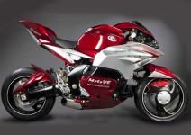 Концепцията Dragon TT Atila 1000R