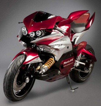 Концепцията Dragon TT Atila 1000R 1