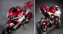 Концепцията Dragon TT Atila 1000R 4