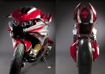 Концепцията Dragon TT Atila 1000R 5