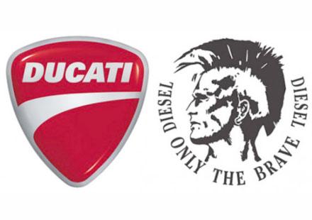 Diesel ще спонсорира Ducati