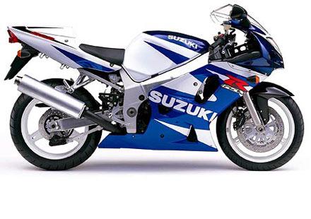 Suzuki с официално видео за GSX-R600