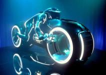 Светлинният мотор от Tron в реален размер