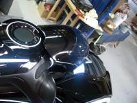Светлинният мотоциклет в Tron в реален размер 03