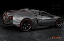 Новото поколение Bugatti Veyron ще равива 435 км/ч 02