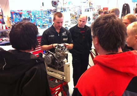 Стартира шведската Honda Xtreme Academy