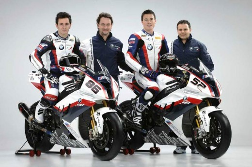 Отборът BMW Motorrad Italia WSBK стартира на Монца 1
