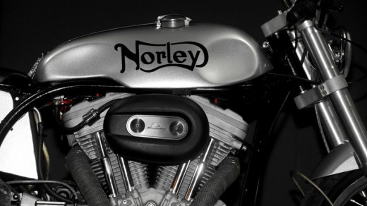 Norley Cafe Racer? 2