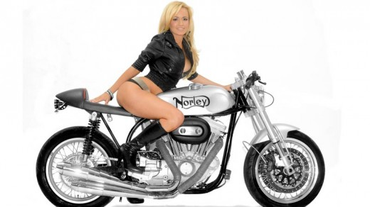 Norley Cafe Racer? 6