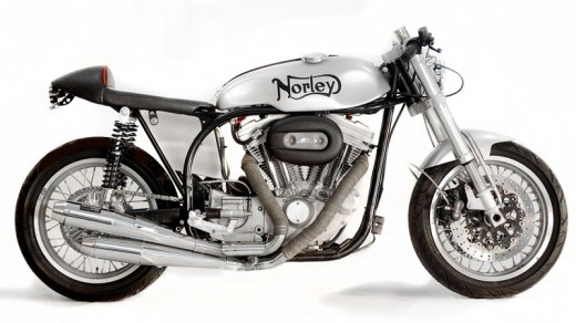Norley Cafe Racer? 9