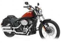 Черната линия на Harley Davidson