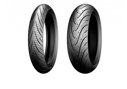 Michelin пускат нови гуми за мотори