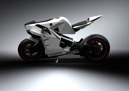 Футуристичен Honda CB 750 за 2015 г.