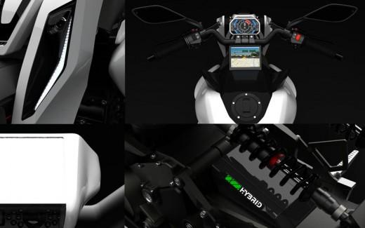 Izh - концепцията за 2012 година 1
