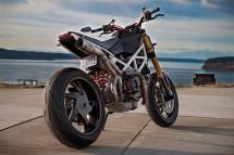 Къстъм Ducati Hypermotard
