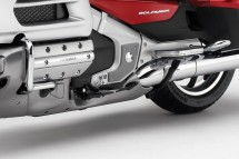 Долетя 2012 Honda Gold Wing 12